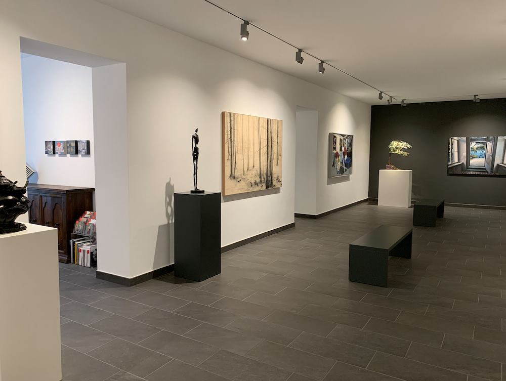 ampliamento della galleria 2019