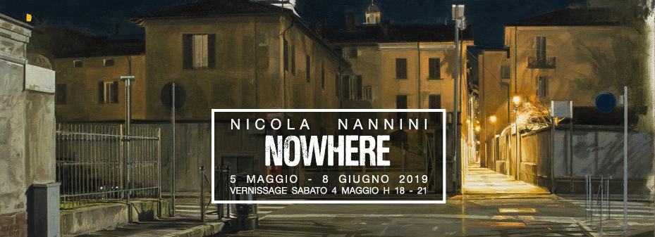 Nowhere, Nicola Nannini