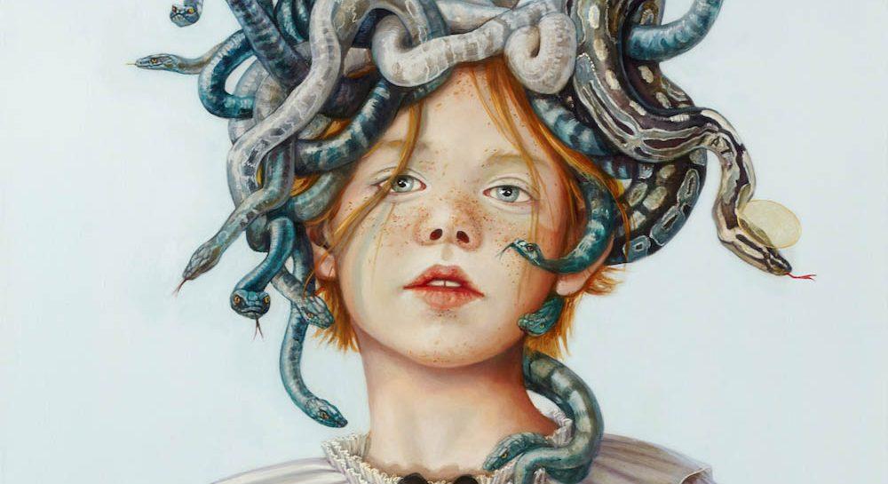 Giraudo Claudia | Medusa | Corrispondenze | Roma