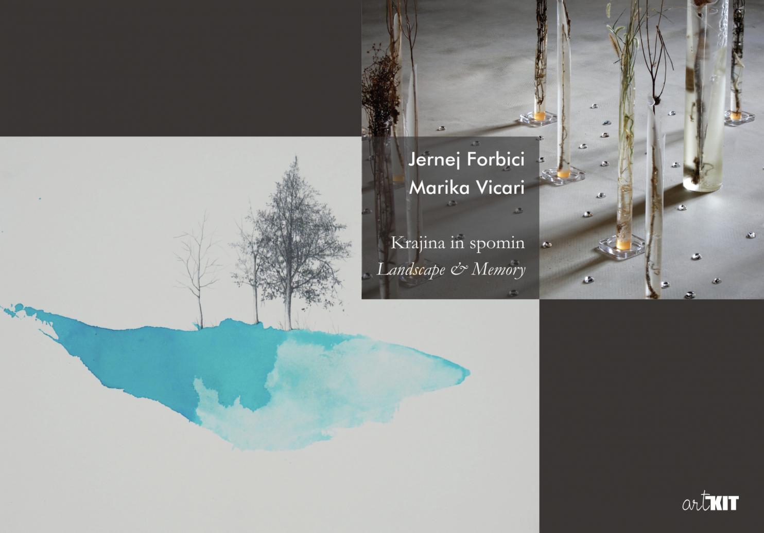 Jernej Forbici & Marika Vicari | Landscape Memory | Maribor (SLO)
